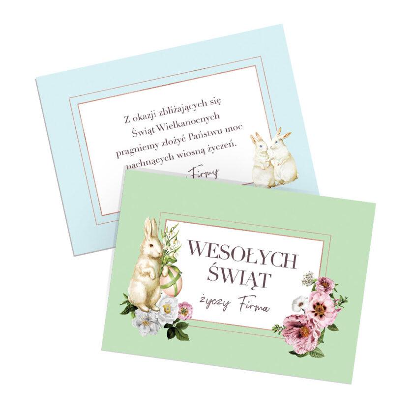 Spersonalizowana kartka na Wielkanoc