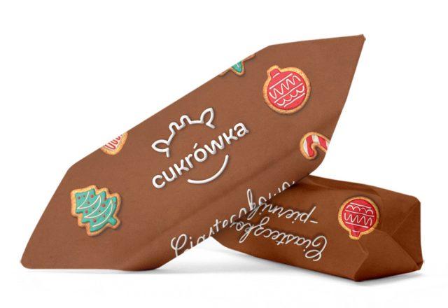 Świąteczne Cukrówki- Ciasteczkowo-piernikowe