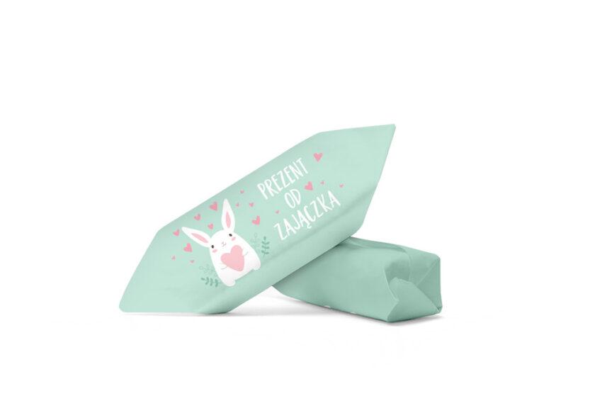 Wielkanocna krówka od króliczka