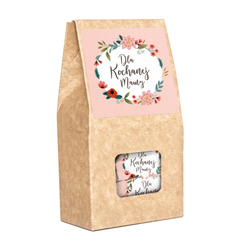 Pudełko z krówkami na Dzień Matki