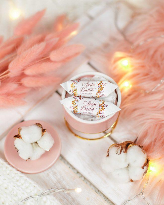 cukrówki na ślub